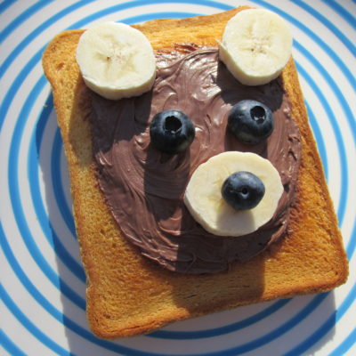 Tost bear